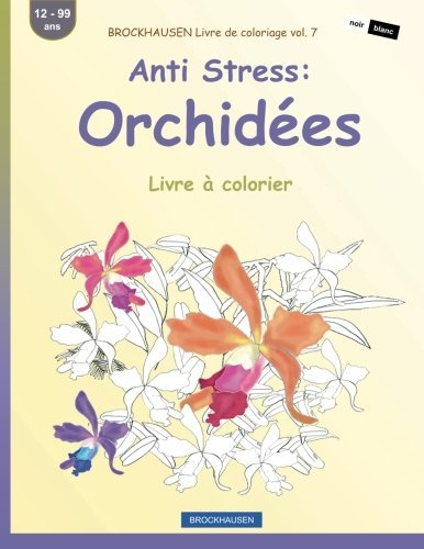 brockhausen-livre-de-coloriage-vol-7-anti-stress-orchidees-livre-a-colorier