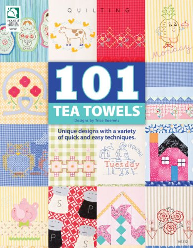 101 Tea Towels