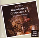 J. S. Bach : Concertos Brandebourgeoi...