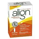 Align B. Infantis 35624 Probiotic Supplement, 42 Count ~ Align