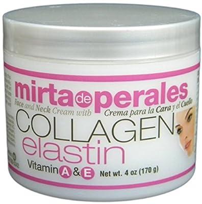 Mirta de Perales Collagen Elastin Cream, 4 oz