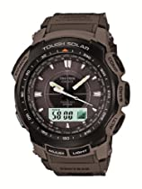 [Casio] PROTREK Multiband6 Mens Watch PRW-5100B-5JF Tough Solar Radio Movement [Japan Imports]