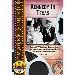 Kennedy In Texas DVD