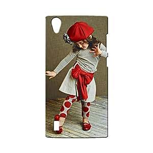 BLUEDIO Designer Printed Back case cover for VIVO Y15 / Y15S - G6413