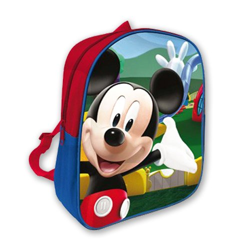 ZAINO ASILO TOPOLINO/MICKEY AS5033
