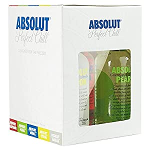 Absolut Perfect Chill Miniature Gift Set
