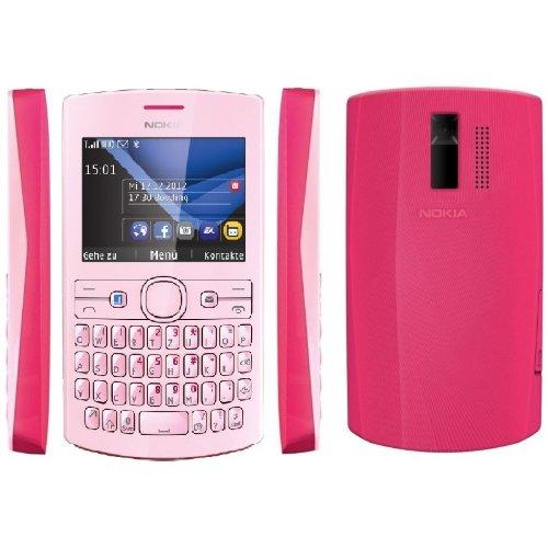Nokia Asha 205 Sim Free Mobile Phone Magenta