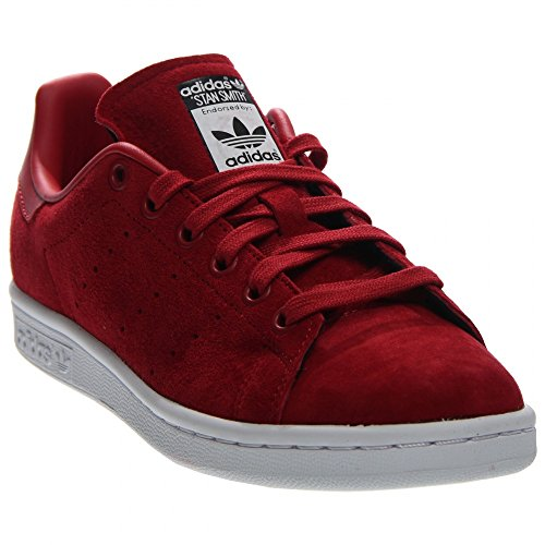 Adidas Women Stan Smith (red / power red / footwear white) Size 8 US