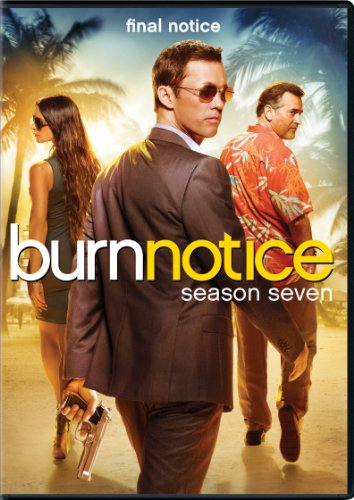 Burn Notice: Season 7 [DVD] [Import]