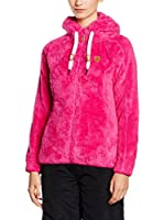 Peak Mountain Forro Polar Alane (Fucsia)