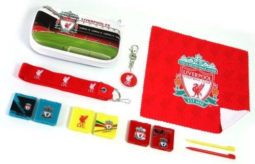 Mad Catz NDS Lite Liverpool FC Starter Kit 2 (Nintendo DS)