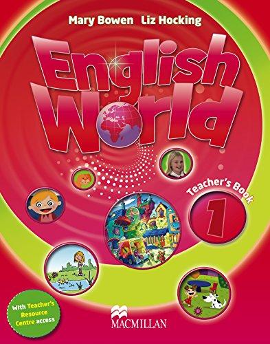 English World 1 Teachers Guide Pack