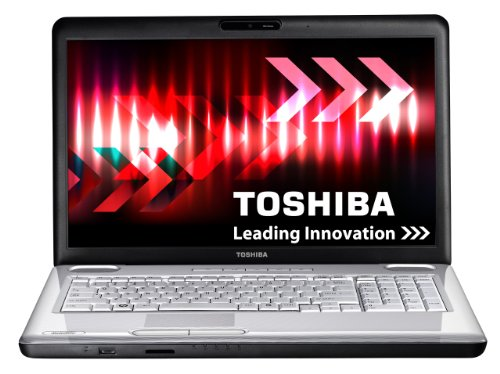 Toshiba Satellite L550-113 Laptop (17.3 inch TruBrite Screen, 4 GB RAM, 500 GB HDD, Intel Core 2 Duo T6500, ATI Mobility Radeon HD4570 Graphics)