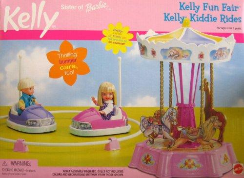 Barbie - Kelly Fun Fair Kelly Kiddie Rides Playset (2000) - Buy Barbie - Kelly Fun Fair Kelly Kiddie Rides Playset (2000) - Purchase Barbie - Kelly Fun Fair Kelly Kiddie Rides Playset (2000) (Barbie, Toys & Games,Categories,Dolls,Playsets,Fashion Doll Playsets)