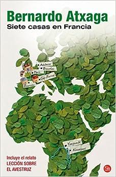 Amazon.com: Siete casas en Francia (Narrativa (Punto de Lectura