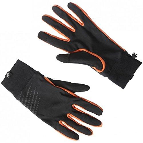 Asics Winter Performance Gloves, nero