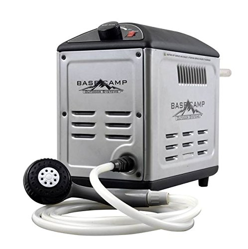 Mr. Heater BOSS-XB13 Basecamp Battery Operated Shower System (Mr Heater Hot Water Heater compare prices)