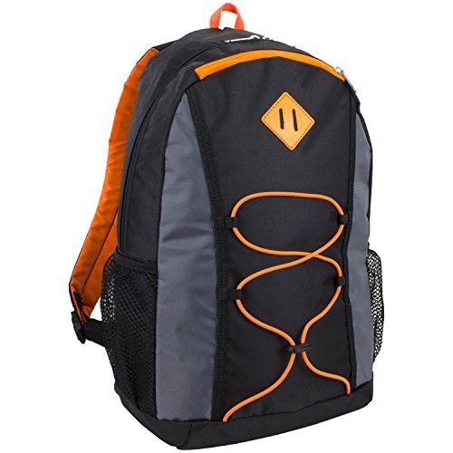 eastsport-contrast-bungee-backpack-black