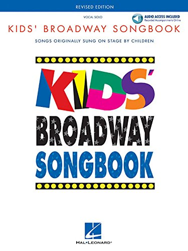 Kids' Broadway Songbook (Book/Online Audio) (Vocal Collection) (Sheet Music Broadway compare prices)