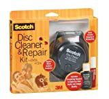 51omC7mC5ML. SL160  Scotch® Disc Cleaner and Scratch Remover Kit
