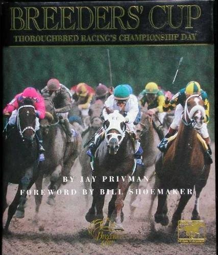 Breeder's Cup: Thoroughbred Racing's Championship Day PDF