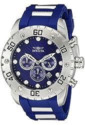 Invicta Men's 20277 Pro Diver Analog Display Japanese Quartz Two Tone Watch