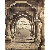 The Musjid Boorhaupore, photo Francis Frith (V&A Custom Print)