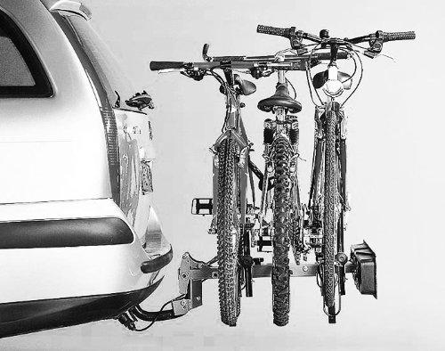 MOTTEZ M7003 Fahrradträger Heckträger 3 Räder