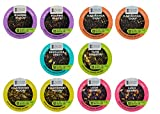 NEW! 12 Cup Higgins & Burke Loose Leaf TEA EcoCups. Recycle your cup! Kaziranga Chai Tea... Lush Berry Herbal Tea +