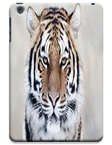 Lovely Power Tigers Cases Covers Phone Hard Back Cases Beautiful Nice Cute Animal Hot Selling Cell Phone Cases For Apple Accessories Ipad Mini # 18