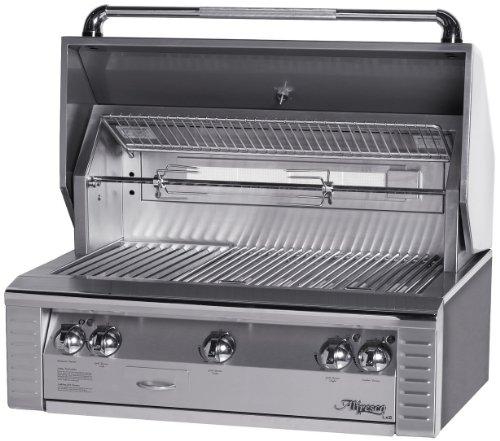 "Alfresco Alfesco 36"" Gas Grill Head Alx2 Natural Gas With Sear Zone"