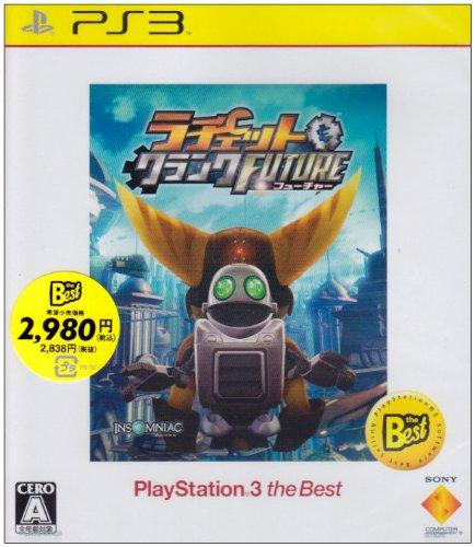 ラチェット&クランク フューチャー PlayStation 3 the Best(再廉価版)