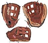 Rawlings R130R Renegade Series 13 inch Outfielder Softball Glove