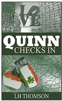 Quinn Checks In by LH Thomson ebook deal
