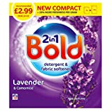 Bold 2in1 Lavender & Camomile Washing Powder 10 Washes PMP £2.99 Case of 6