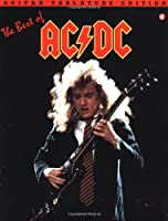 The Best of Ac/Dc: Guitar Tablature Edition