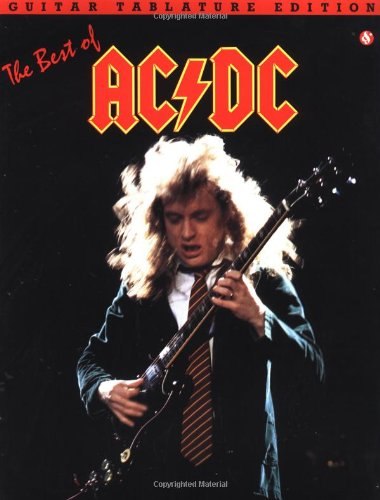 The Best of AC/DC: Guitar Tab (Ac Guitar compare prices)