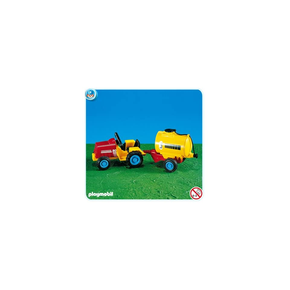 Playmobil 7754 Childs Tractor