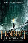 The Hobbit by J.R.R. Tolkien cover image