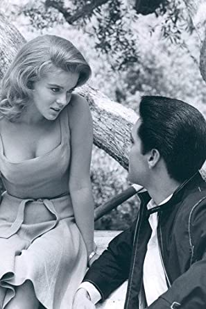 Ann-Margret Low Cut Top Elvis Presley 24x36 Poster at Amazon's