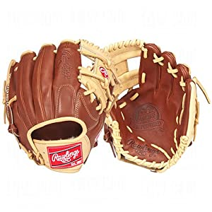 Buy Rawlings Pro Prefererred 11.25-inch Infield Baseball Glove, Right-Hand Throw (PROS12ICBR) by Rawlings