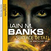 Surface Detail | [Iain M. Banks]