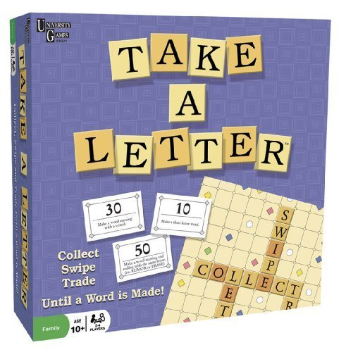 Take a Letter by University Games