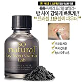 SO'NATURAL Trouble&pore Remedy Solution Black Magic Powder - Korea Import