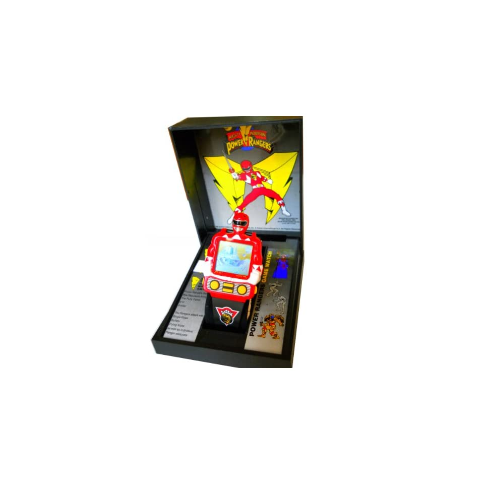 Power Rangers Mighty Morphin LCD Game & Watch 1994