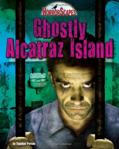 Ghostly Alcatraz Island