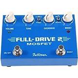 Fulltone Fulldrive2 MOSFET Overdrive Boost Pedal