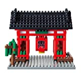 Nanoblock Kaminarimon