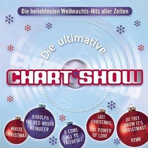 die ultimative chartshow die erfolgreichsten weihnachts