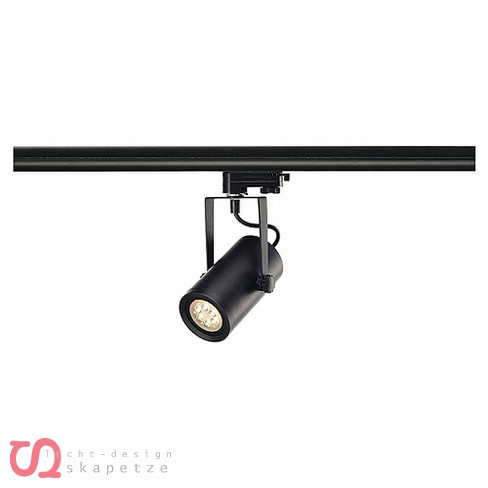 SLV Euro Spot Integrated LED, 13 W, 4000K, 24 Grad inklusive 3P, Adapter 153970